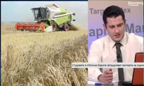 Славчо Маринов за блокираните доставки на жито по замръзналия Дунав